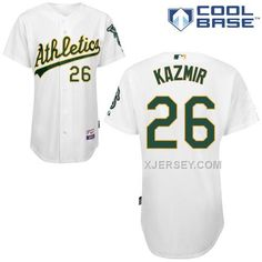 http://www.xjersey.com/athletics-26-kazmir-white-cool-base-jerseys.html ATHLETICS 26 KAZMIR WHITE COOL BASE JERSEYS Only 40.68€ , Free Shipping!