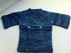 Small Things Sweater (comes with romper pattern)