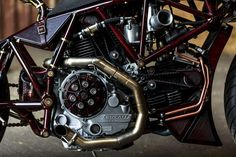 Old Empire Motorcycles Turns Ducati 900SS into a Real Jewel [Video][Photo Gallery] - autoevolution