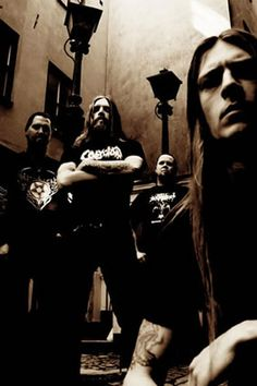 Grave - Swedish Death Metal.