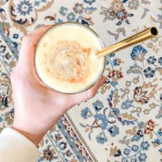 Glowing Skin Recovery Mango Tahini Smoothie   Eat Drink Savor Repeat Vanilla Plant, Collagen Powder, Vitamins For Skin, Unsweetened Almond Milk, Plant Based Protein, Tahini, Healthy Fats, Glowing Skin, Food Dishes