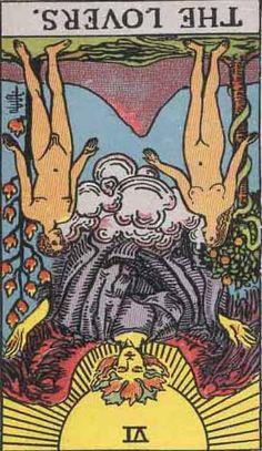 The Lovers Tarot Card Meaning - Major Arcana - TarotLuv Rider Waite Tarot Cards, The Lovers Tarot Card, Free Tarot Reading, The Hierophant, Tarot Major Arcana, Tarot Card Meanings, Tarot Readers, Oracle Cards, Tarot Decks