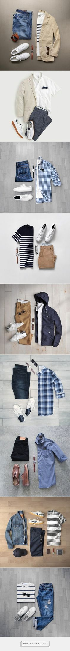 Cool Outfit Grids.