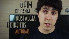 O Fim do Canal Nostalgia e Direitos Autorais - EMVB - Emerson Martins Vi...