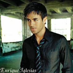 Enrique Iglesias Enrique Iglesias is a Spanish singer, songwriter and occasional actor , popular in both the Latin market and the Hispa. Enrique Iglesias, Beautiful Voice, Beautiful People, Soul Songs, Jonathan Scott, Charli Xcx, Famous Stars, English, Good Looking Men