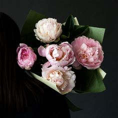 We love peonies! Take a look at our exclusive peony products. #peonyseason