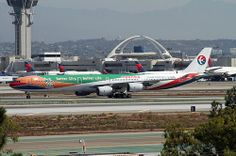 Special Livery, China Eastern - Expo 2010, Airbus A340-600