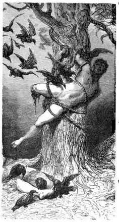 Gustave Dore' - from Orlando Furioso. ebooks.Adelaide.edu