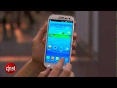 Samsung Galaxy S III (S3) Quad-core drives galaxial screen - International CTIA WIRELESS 2012