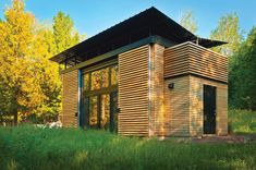 The Edge (tiny home), Bayfield, Wisconsin - Revelations Architects/Builders