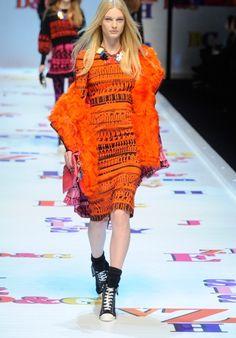 Dolce and Gabbana, Fall 2011