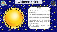 SISTEMA SOLAR (2) Science Fair, Social Science, Planets Preschool, Space Classroom, Home Schooling, Solar System, Constellations, Activities For Kids, Universe