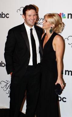 Tony Romo and Candice Crawford get engaged!