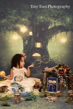 Fairy Tale Photo Prop Book  by beachbabyblues ~ Photo is property of Tiny Toes Photography