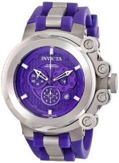 Invicta Men's Coalition Forces Swiss Quartz Chronograph Stainless Steel Watch... #Invicta