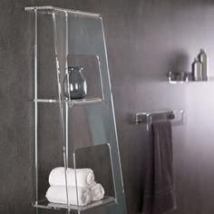 Scaffale a Scala Plexiglass Alta Qualità Design Elemento d'Arredo