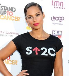Alicia Keys, singer and cocreator of Keep a Child Alive, makes our list of most inspiring millennial moms.
