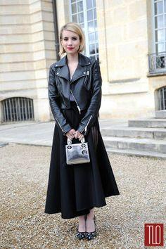 Emma-Roberts-Christian-Dior-Fall-2014-Show-Paris-Tom-Lorenzo-Site-TLO (5)