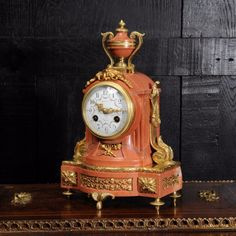 Choose from antiques for sale by UK Antiques Dealers. Only Genuine Antiques Approved. Date of Manufacture declared on all antiques. Antique Pendulum Wall Clock, Antique Wall Clocks, Clocks For Sale, Cool Clocks, Classic Clocks, Wall Clock Online, Mantel Clocks, Old Wall, Grandfather Clock
