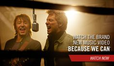 Backstage with Jon Bon Jovi † Bon Jovi