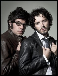 Flight of the Conchords - Bret McKenzie & Jemaine Clement