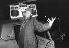 Michael Ochs one of the greatest hip-hop artist in the 70's