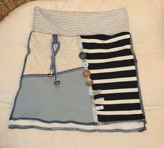 A Colourful LIfe: Nog een tricot rokje