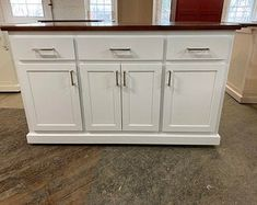 Custom Kitchen Island with Seating Item 155   Etsy Roll Out Shelves, Spice Rack Organiser, Kitchen Island With Seating, Kitchen Islands, Cabinets And Countertops, Kitchen Cabinets, Rev A Shelf, Cabinet Dimensions, Drawer Hardware