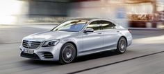 Mercedes-Benz S-Klasse Mopf W222: Verkaufsstart: Jetzt bestellbar: Die neue Mercedes-Benz S-Klasse ist ab 88.446,75 Euro zu haben
