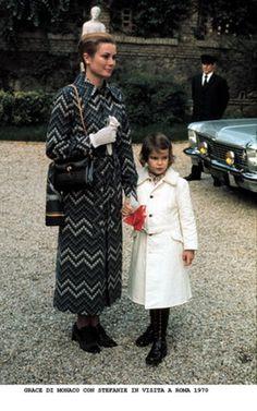 Grace Kelly Style, Princess Grace Kelly, Princess Stephanie, Camille Gottlieb, Patricia Kelly, Princesa Carolina, Prince Rainier, Monaco Royal Family, Royal Fashion