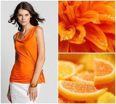 украшения к оранжевому платью - Поиск в Google