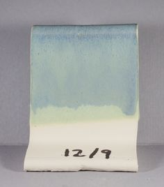 Anne's Blue over Emu Back on a. Glazes For Pottery, White Clay, Emu, Top Coat, Stoneware, Ceramics, Running, Medium, Ideas