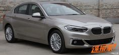 A Snapshot Of 2017 BMW 1-Series Sedan Revealed In China Although the German brand has not officially revealed much information about the exclusive new BMW 1-Series Sedan, China has broken the secret much in advance of the official premiere, which is planned for November in the 2016 Guangzhou auto show. The first photos leaked from Autohome provide an...