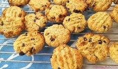 Oats and Raisin cookies ⋆ The Gardening Foodie Eggless Biscuits, Oat And Raisin Cookies, Eating Raw Cookie Dough, Tea Time Snacks, Golden Syrup, Perfect Breakfast, Cake Batter, Gardening, Treats