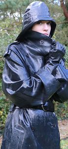 Fetish-Memoirs. Rainwear Macs, Coats, Capes, Boots, Wellies in Pvc, Rubber, Plastic, Sbr - Preview Page