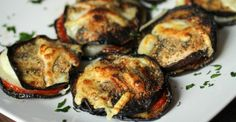 Vegetarian Moussaka - Chef Elizabeth Panagiotidis