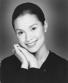 Lea Salonga - when I was a kid, I wanted to be her when I grow up.