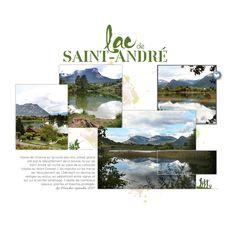 Lac de Saint-André Les Marches Savoie