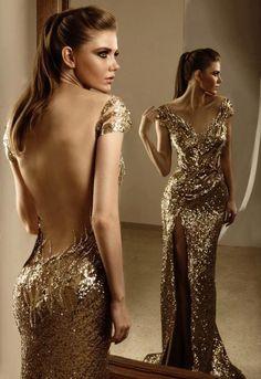 Glitter Gold!!!<3