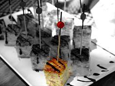 Pincho de tortilla #Catering
