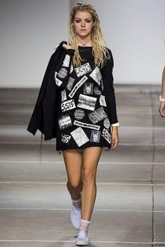 Fashion East Spring 2015 Ready-to-Wear Fashion Show: Complete Collection - Style.com
