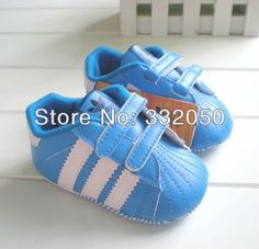 Free shipping (1 pair to retail ) casual soft outsole toddler blue shoes baby shoes 0 1 year old baby sneakers-in First Walkers from Shoes on Aliexpress.com $7.60