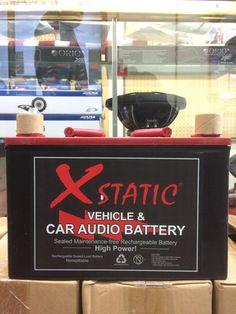 Xstatic Battery