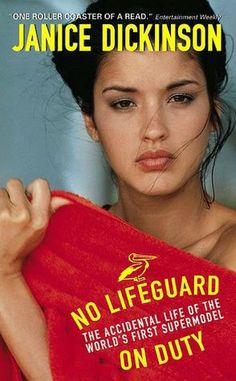 """no lifeguard on duty"" by janice dickinson"