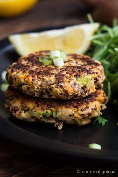 Sweet Potato Salmon Cakes in Food & Drink Recipes Use coconut flour or almond meal instead of  cornmeal to make these yummies Paleo