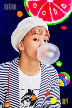Find images and videos about kpop, nct and mark on We Heart It - the app to get lost in what you love. Nct Chewing Gum, Nct Dream Chewing Gum, Nct 127, Winwin, Taeyong, Jaehyun, Grupo Nct, Zen, Nct Dream Members
