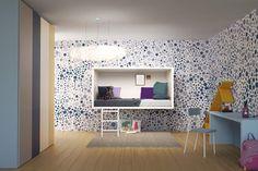 Kids Bedroom #interiordesign #bedroom #lagodesign