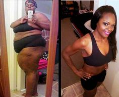 She's so inspirational~Janette Colantonio Has lost @ 250 pds!