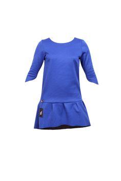 sukienka ROYAL BLUE w NG - Natalia Gorzołka  na DaWanda.com