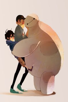I LOVE TADASHI!!!!!!!!!!! TA~~~~DA~~~~~~~SHI~~~~~~~~~~~~~~~~~~ WHAT A SWEET GUY~~~~~~~~~~~~~~~~~~ and Baymax, of course.